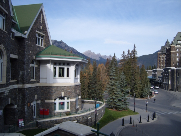 Photo credit: Annie Zalezsak, Banff Springs Hotel