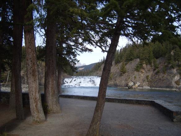 Photo credit: Annie Zalezsak, Bow Falls, Banff