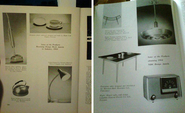 Canadian designs - Canadian Art Magazine - Odette Nicholson -
