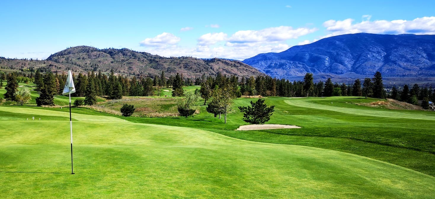 Fairview Mountain Golf Club, Oliver, BC
