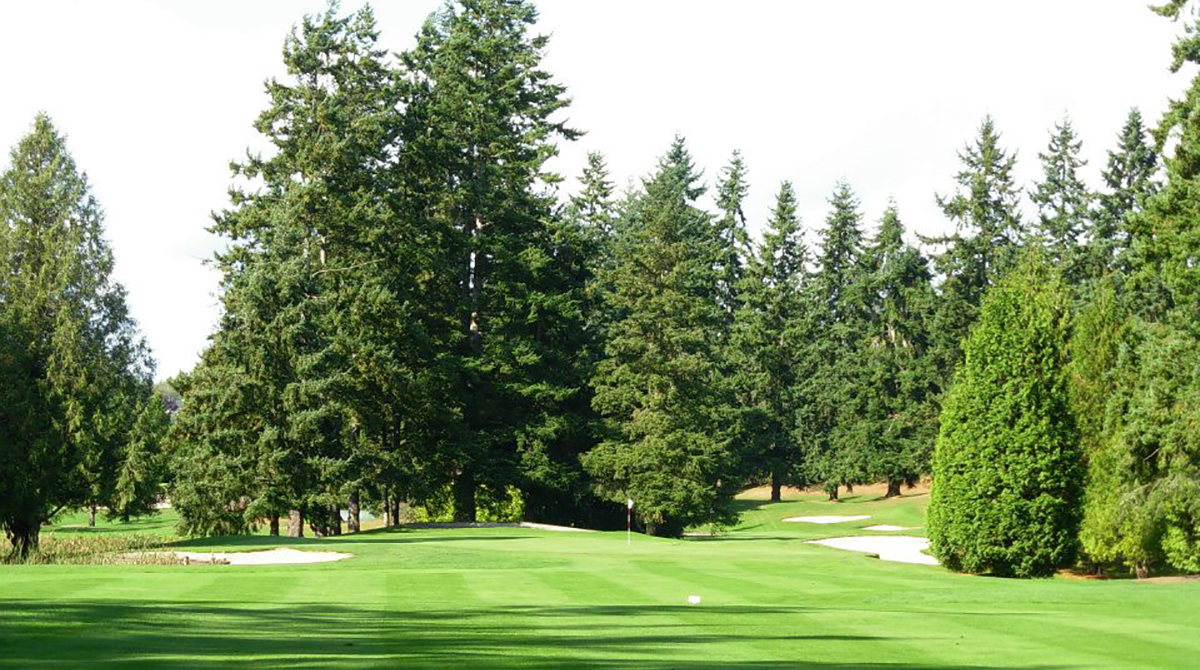 Peace Portal Golf Club, Surrey, BC