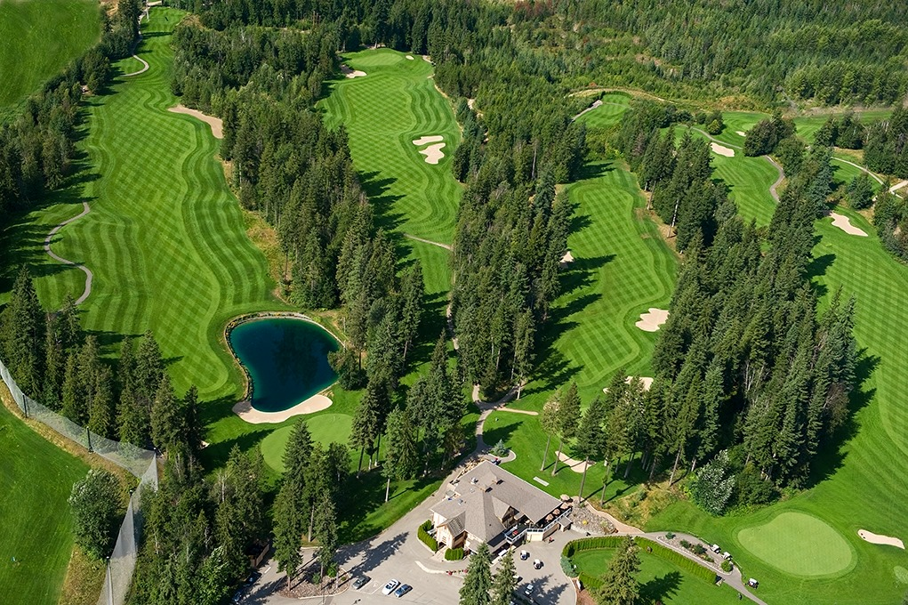 Salmon Arm Golf Club, Salmon Arm, BC