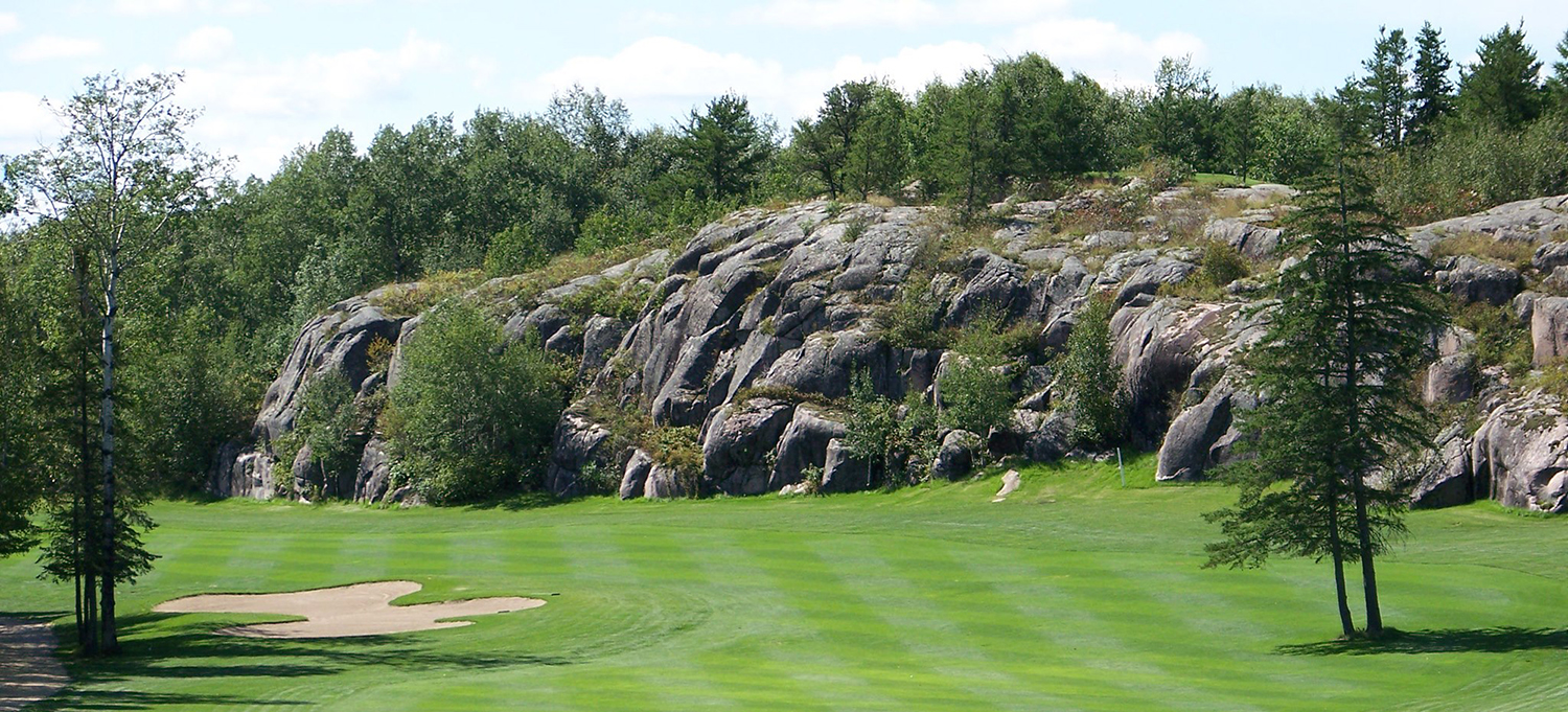 Granite Hills Golf Club, Lac Du Bonnet, MB